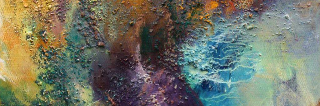 Et god maleri med masser af farvelag