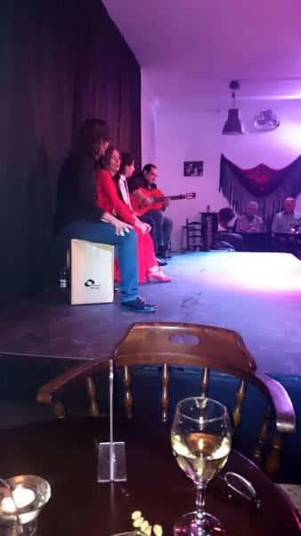 flamenco i Malaga