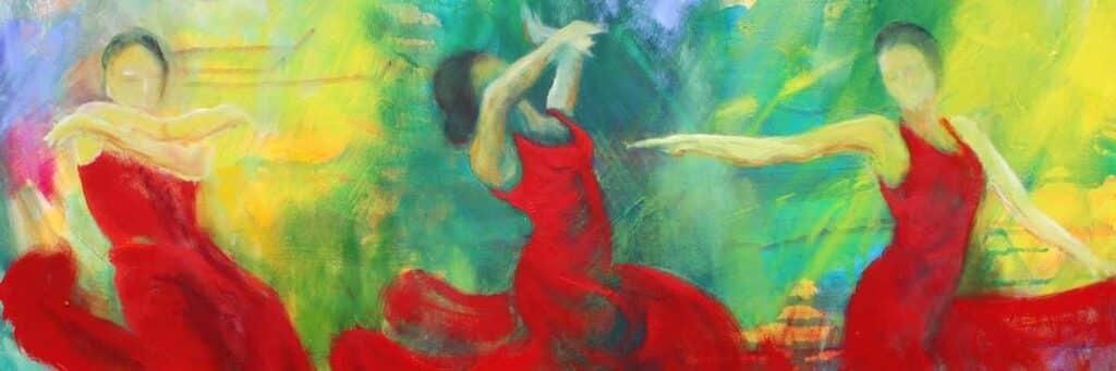Film om malerier fra HBH-Art