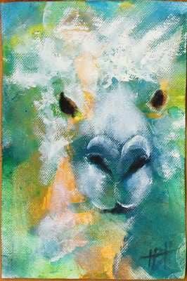 Artmoney alpaca