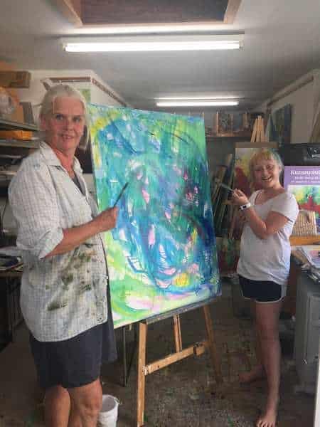 Brug din kreativitet - lær at male