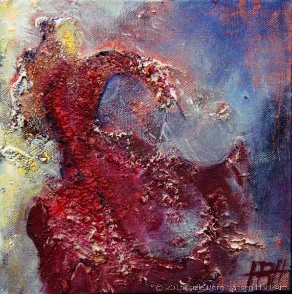 figurativt maleri og abstrakt