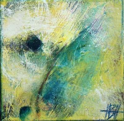 Abstrakt og figurativt maleri