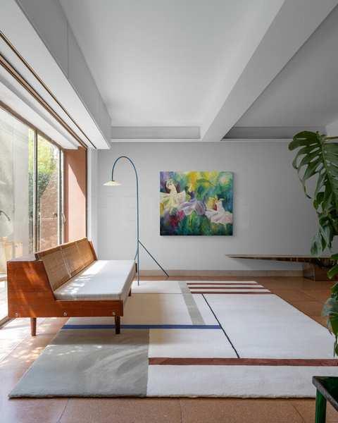 Store vægge kræver store malerier
