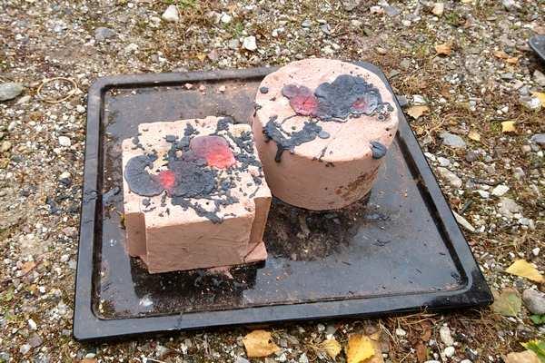 bronze støbning cire perdue