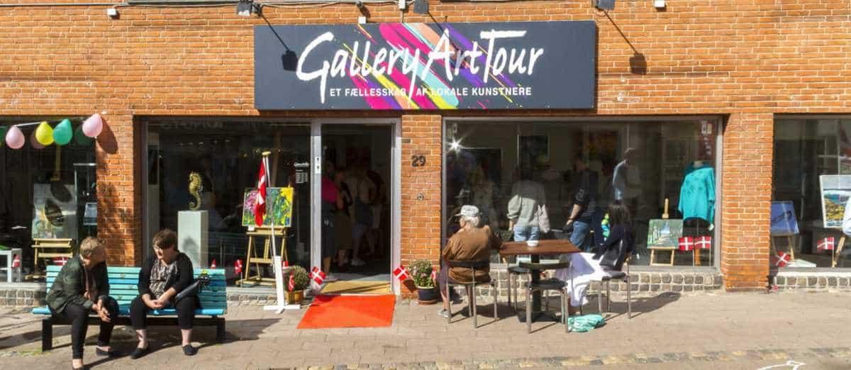 Gallery ArtTour Kunst i Hillerød